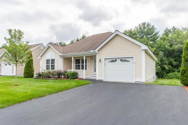 13 Amanda Drive #13, Hudson, NH 03051 (MLS #4873834) :: Signature Properties of Vermont