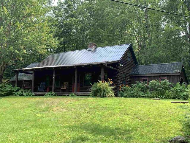275 Old Stage Road, Chester, VT 05143 (MLS #4873848) :: Signature Properties of Vermont