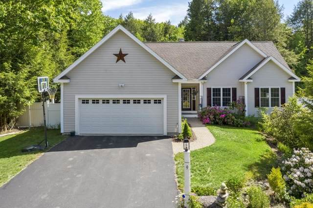 9 Robbe Farm Road, Peterborough, NH 03458 (MLS #4873869) :: Signature Properties of Vermont