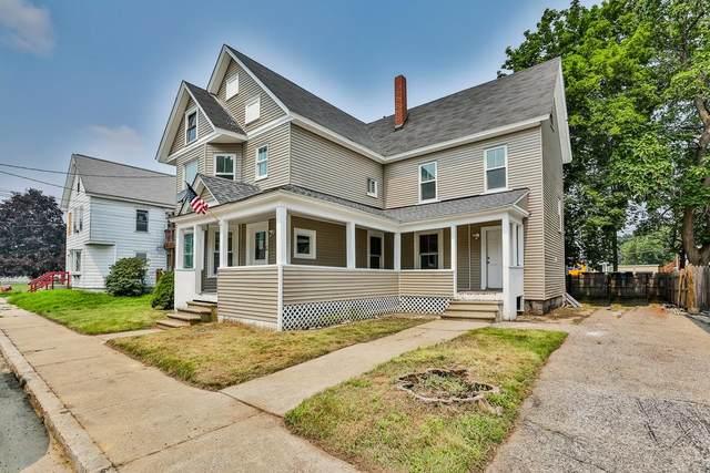 12 Linden Street, Nashua, NH 03064 (MLS #4874013) :: Lajoie Home Team at Keller Williams Gateway Realty