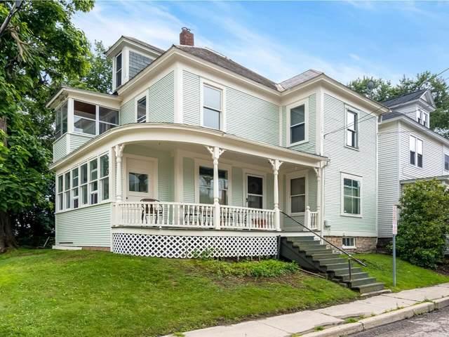 58 Platt Street, Winooski, VT 05404 (MLS #4874055) :: Lajoie Home Team at Keller Williams Gateway Realty