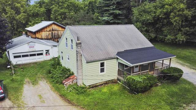 111 Twitchell Hill Road, Shaftsbury, VT 05262 (MLS #4874075) :: The Gardner Group
