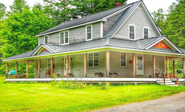 18 North Street, Dover, VT 05341 (MLS #4874081) :: Signature Properties of Vermont