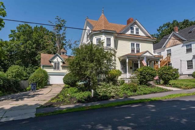 8 Reservoir Street, Nashua, NH 03064 (MLS #4874089) :: Lajoie Home Team at Keller Williams Gateway Realty