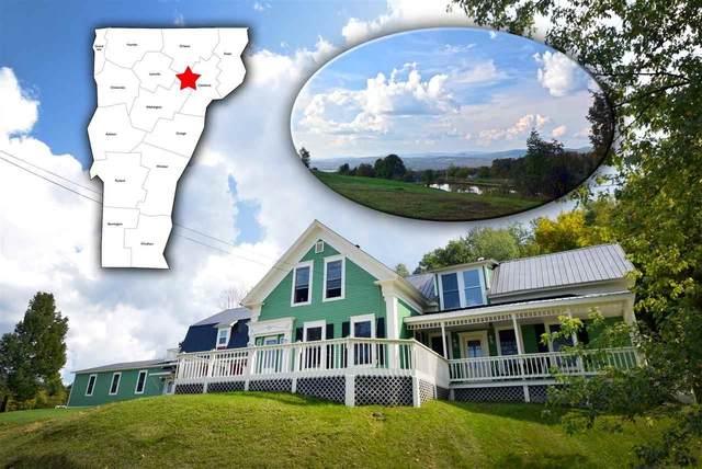 490 Orton Road, Walden, VT 05842 (MLS #4874115) :: Lajoie Home Team at Keller Williams Gateway Realty