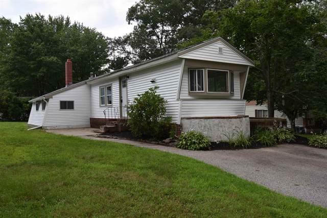 8 Mark Street, Nashua, NH 03062 (MLS #4874131) :: Lajoie Home Team at Keller Williams Gateway Realty