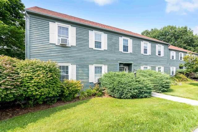 26 Twin Oaks Terrace #26, South Burlington, VT 05403 (MLS #4874178) :: Jim Knowlton Home Team