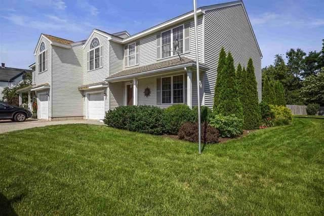 191 Walton Road, Seabrook, NH 03874 (MLS #4874191) :: Signature Properties of Vermont