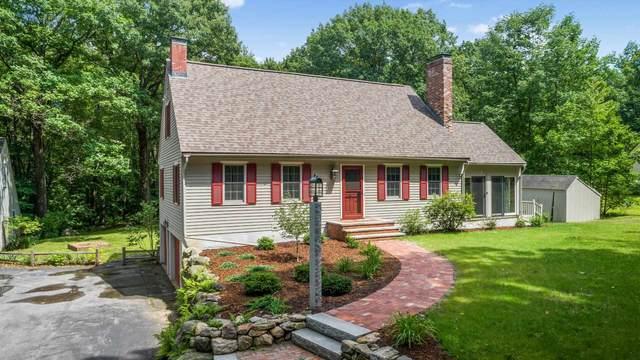 189 Old Street Road, Peterborough, NH 03458 (MLS #4874237) :: Signature Properties of Vermont