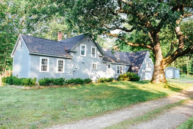 18 Gale Road, Andover, NH 03216 (MLS #4874313) :: Signature Properties of Vermont