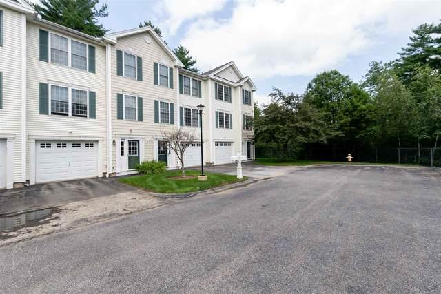 5 Peach Street #4, Concord, NH 03301 (MLS #4874335) :: Lajoie Home Team at Keller Williams Gateway Realty