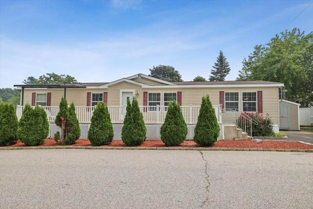 30 Kendall Pond Road #67, Derry, NH 03038 (MLS #4874396) :: Signature Properties of Vermont