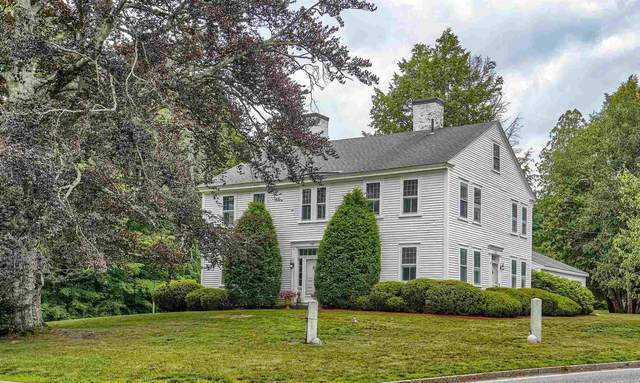 69 Bedford Center Road, Bedford, NH 03110 (MLS #4874446) :: Signature Properties of Vermont