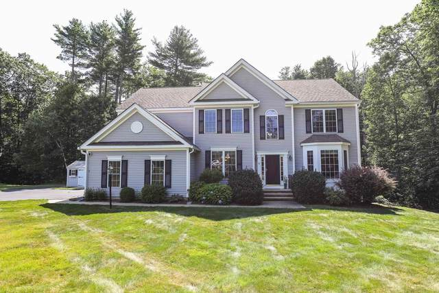 9 Barr Farm Road, Bedford, NH 03110 (MLS #4874532) :: Signature Properties of Vermont