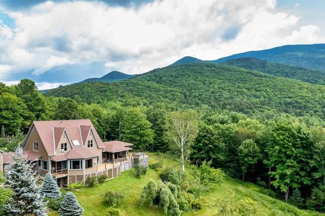 225 Merrill Hill Road, Stowe, VT 05672 (MLS #4874544) :: Signature Properties of Vermont