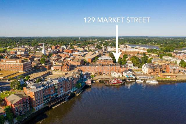129 Market Street E, Portsmouth, NH 03801 (MLS #4874576) :: Lajoie Home Team at Keller Williams Gateway Realty