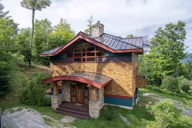 92 Vistas Drive, Killington, VT 05751 (MLS #4874691) :: Signature Properties of Vermont