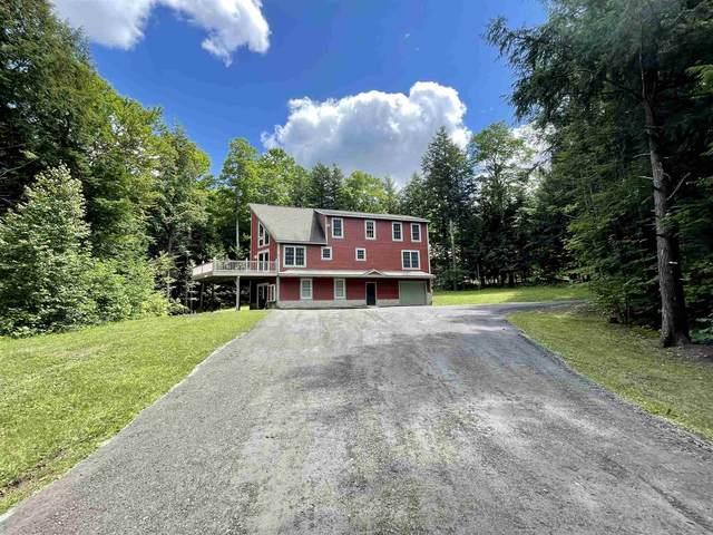 437 High Meadow Road, Burke, VT 05832 (MLS #4874716) :: Signature Properties of Vermont