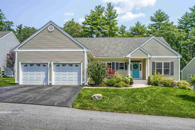 22 Trailside Drive, Amherst, NH 03031 (MLS #4874745) :: Parrott Realty Group