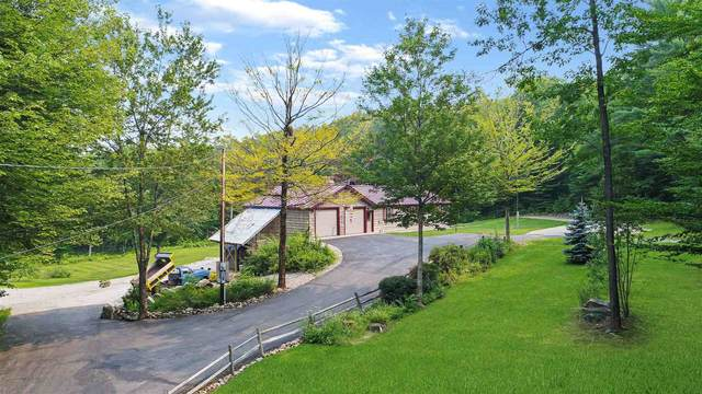 110 Browns Ridge Road, Ossipee, NH 03864 (MLS #4874764) :: Lajoie Home Team at Keller Williams Gateway Realty