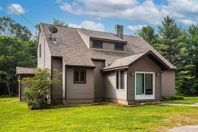 58 Vermont Route 11 Road, Landgrove, VT 05148 (MLS #4874838) :: The Gardner Group