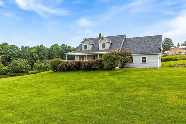 753 Danville Hill Road, Cabot, VT 05647 (MLS #4874850) :: Signature Properties of Vermont