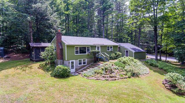 29 Brown Hill Road, Bow, NH 03304 (MLS #4874912) :: Signature Properties of Vermont