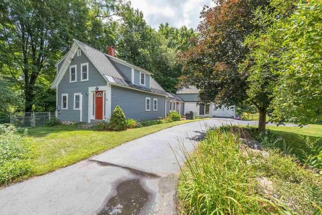 16 School Street, Boscawen, NH 03303 (MLS #4875002) :: Signature Properties of Vermont