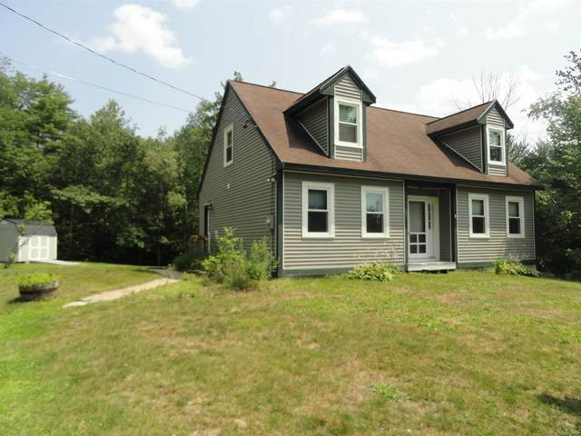 435 Messer Hill Road, Springfield, NH 03284 (MLS #4875047) :: Signature Properties of Vermont