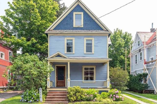 34 Isham Street, Burlington, VT 05401 (MLS #4875048) :: The Gardner Group