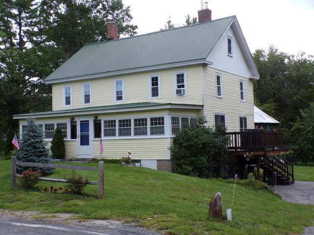35 Old Route 28 Route, Ossipee, NH 03864 (MLS #4875049) :: Parrott Realty Group