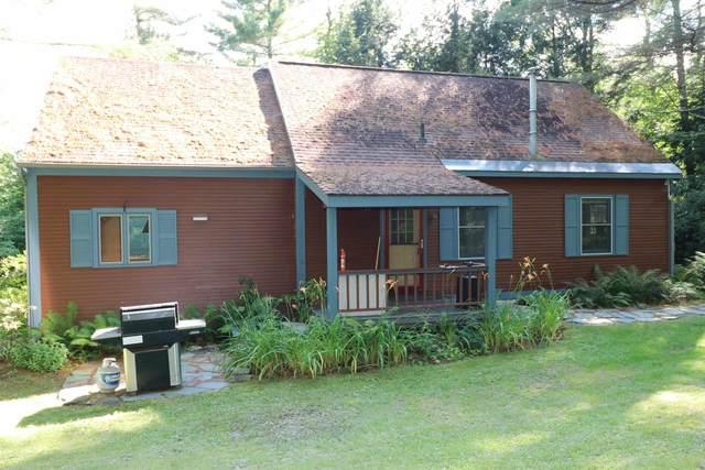104 Stevens Brook Road, Moretown, VT 05660 (MLS #4875050) :: Signature Properties of Vermont