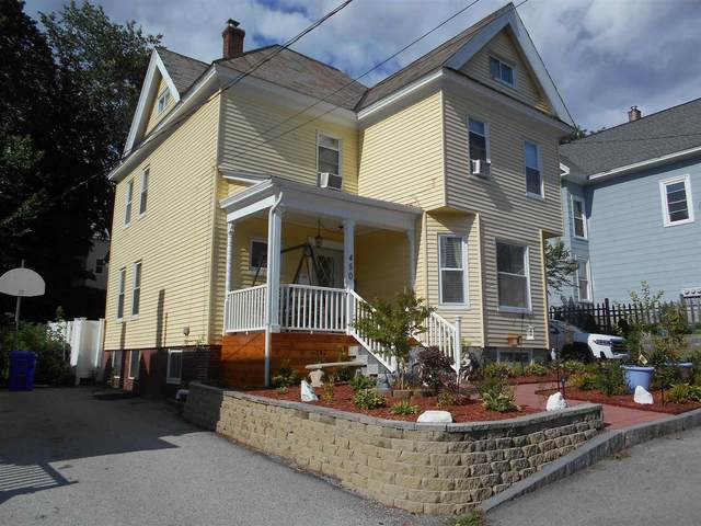 450 Manchester Street, Manchester, NH 03103 (MLS #4875052) :: Parrott Realty Group