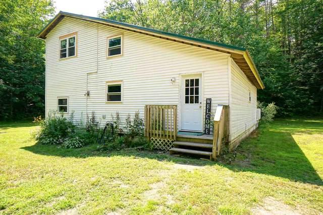 66 Knox Mountain Road, Sanbornton, NH 03269 (MLS #4875064) :: Parrott Realty Group