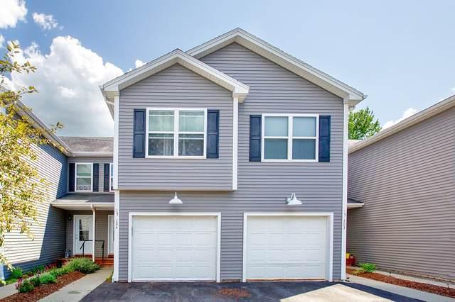 15 East Road #104, Fairfax, VT 05454 (MLS #4875065) :: Parrott Realty Group