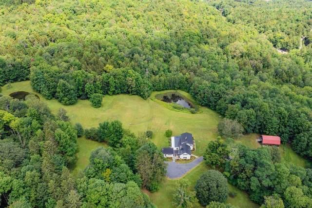 104 Connolly Road, Duxbury, VT 05660 (MLS #4875066) :: Signature Properties of Vermont