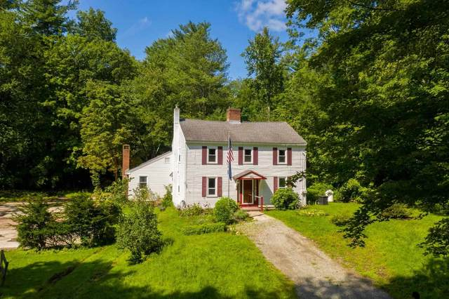 106 Pickpocket Road, Brentwood, NH 03833 (MLS #4875067) :: Parrott Realty Group