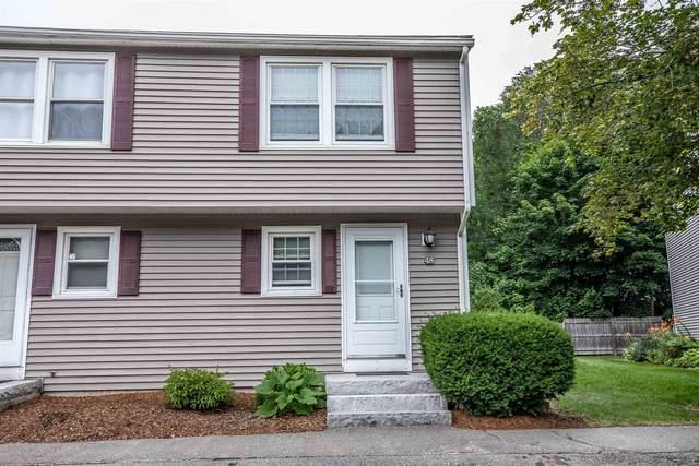 15 Wyman Street #48, Concord, NH 03301 (MLS #4875080) :: Parrott Realty Group