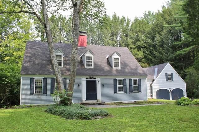11 Strawberry Hill, Brattleboro, VT 05301 (MLS #4875082) :: Signature Properties of Vermont
