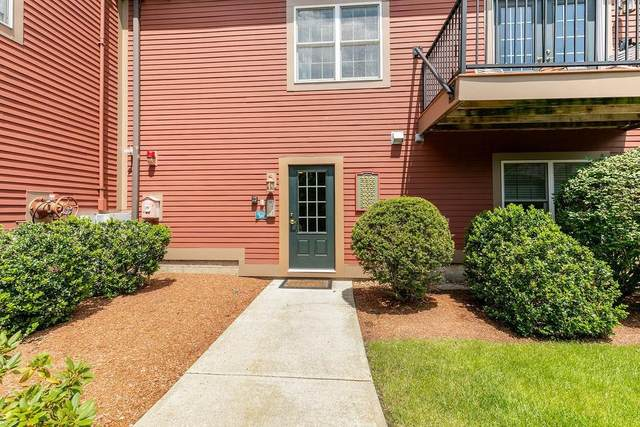 7 Chester Road #302, Derry, NH 03038 (MLS #4875101) :: Signature Properties of Vermont