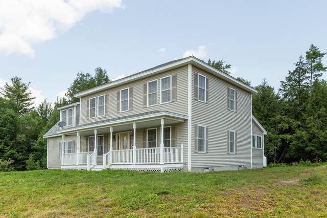 91 Monadnock Lane, Peterborough, NH 03458 (MLS #4875107) :: Signature Properties of Vermont