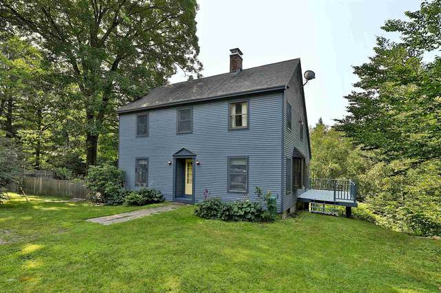 693 Lovers Lane Road, Chester, VT 05143 (MLS #4875140) :: Signature Properties of Vermont