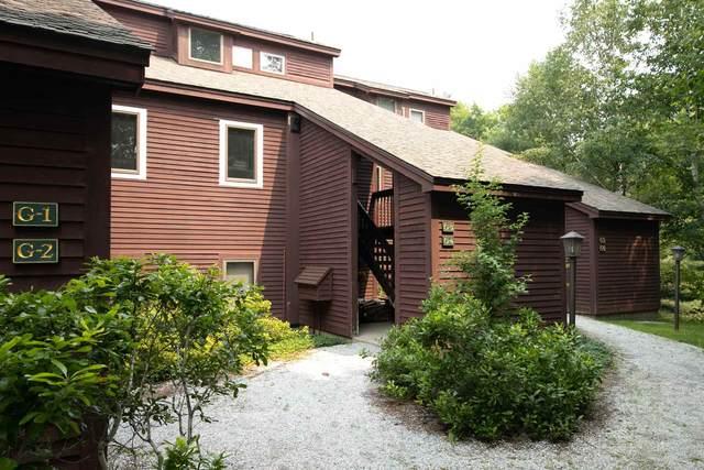 111 Kettlebrook Road G-4, Ludlow, VT 05149 (MLS #4875181) :: Signature Properties of Vermont