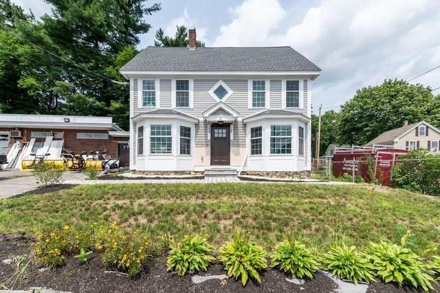 2 Howard Street, Salem, NH 03079 (MLS #4875194) :: Keller Williams Realty Metropolitan