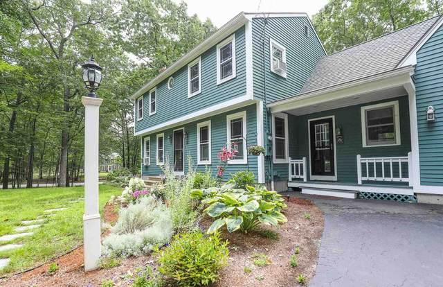 38 Lantern Lane, Hooksett, NH 03106 (MLS #4875204) :: Keller Williams Realty Metropolitan