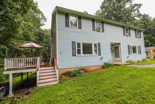 98 Greeley Street A, Hudson, NH 03051 (MLS #4875213) :: Signature Properties of Vermont
