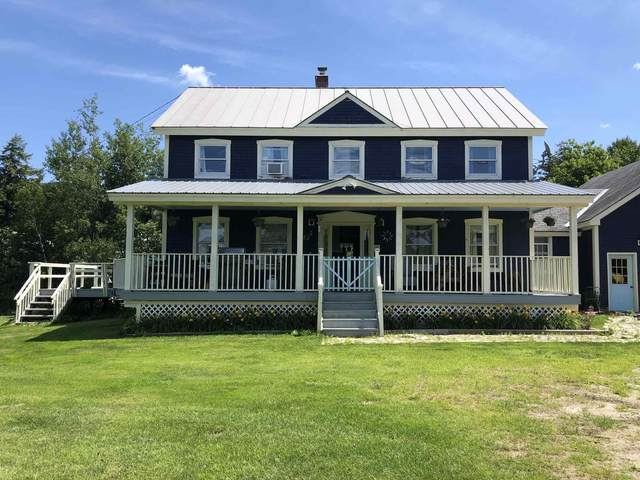 108 North View Drive, Rochester, VT 05767 (MLS #4875234) :: Signature Properties of Vermont
