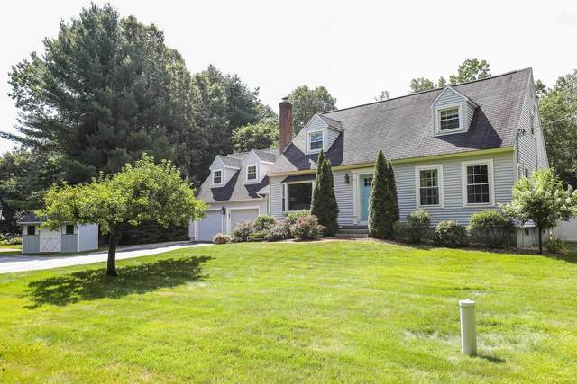 12 Lynn Drive, Bedford, NH 03110 (MLS #4875237) :: Signature Properties of Vermont