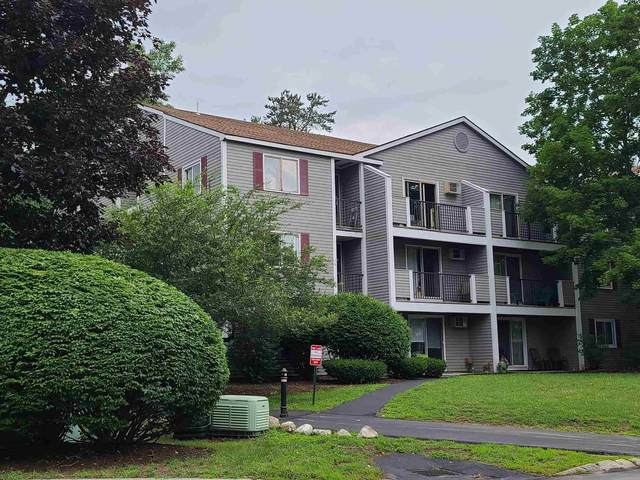 120 Fisherville Road #16, Concord, NH 03301 (MLS #4875285) :: Signature Properties of Vermont