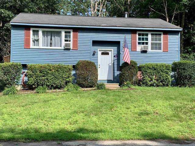 10 Dogwood Terrace, Concord, NH 03303 (MLS #4875290) :: Signature Properties of Vermont